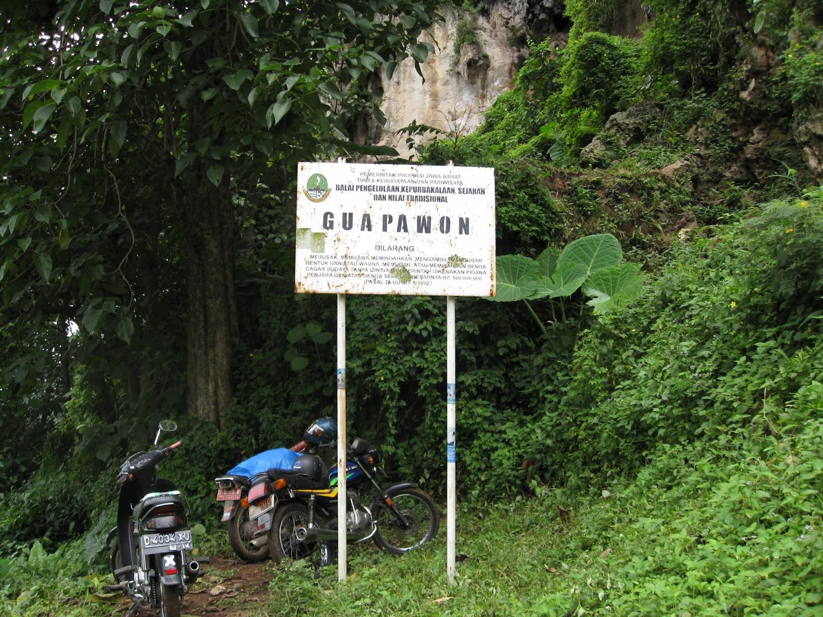 Wisata Goa dan Wisata Belanja di Bagian Barat Kota Bandung ...