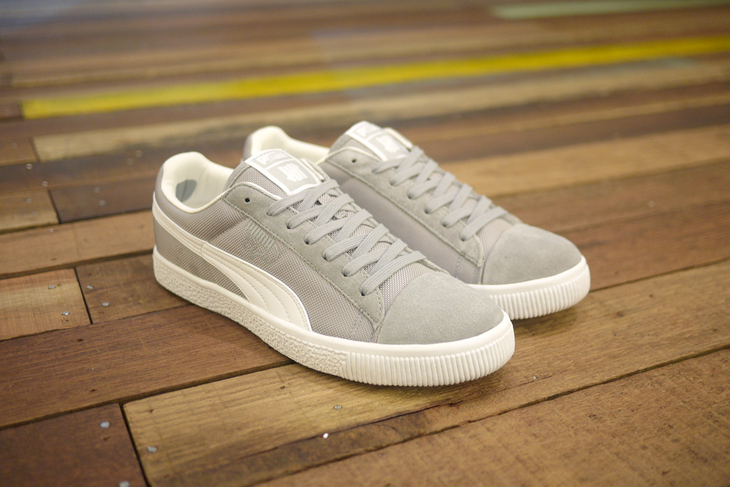 CROSSOVER  UNDFTD X PUMA CLYDE BALLISTIC COLLECTION 37bf879f2a