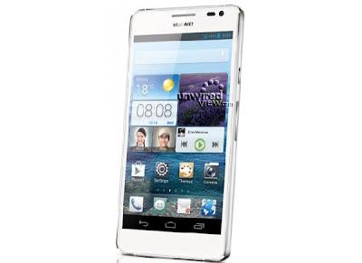 Huawei Ascend D2 | Especificaciones técnicas e imágenes