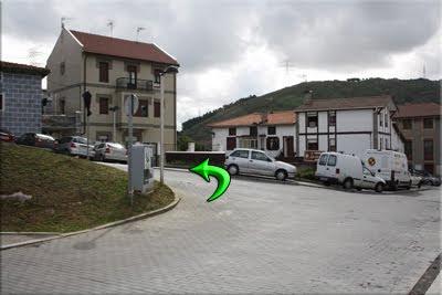 Tomamos la calle que asciende