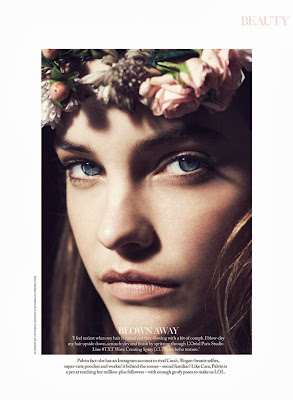Barbara Palvin HQ Pictures Marie Claire UK Magzine Photoshoot March 2014
