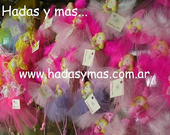 Surtido de Hadas para Sta.Rosa-La Pampa