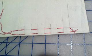 stitching cartridge pleats