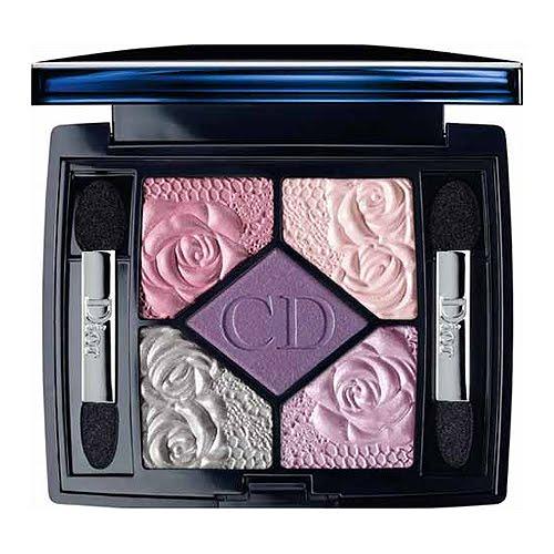 Палитра сенки за очи с 5 цвята Dior