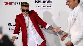 De la drogue trouvée chez Justin Bieber