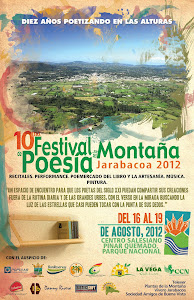 10mo. Festival de Poesía en la Montaña Jarabacoa 2012