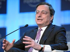 Per oggi 15 aprile 2015 si attendono le dichiarazioni di Draghi su tassi e Quantitative Easing