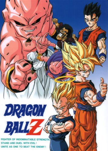 Dragon Ball Z Kidd Buu Saga