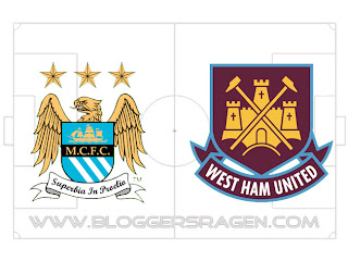 Prediksi Pertandingan Manchester City vs West Ham United
