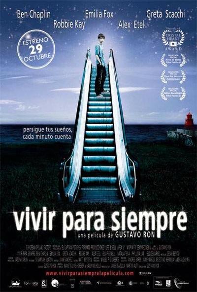 vivir para siempre 6829 Vivir Para Siempre (2010) Español