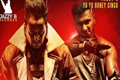 This Party Gettin Hot - Jazzy B ft Yo Yo Honey Singh