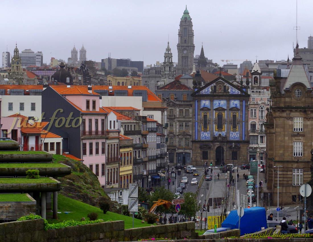Отдых в Порту фото