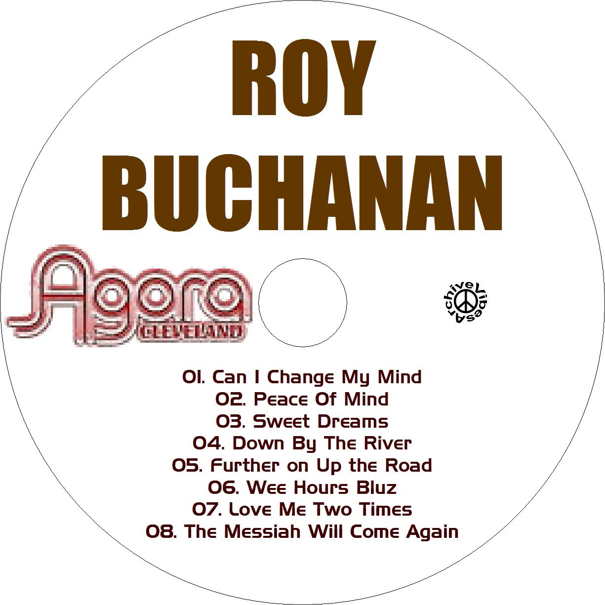 Roy Buchanan - You Can't Judge A Book By The Cover / The Chokin' Kind