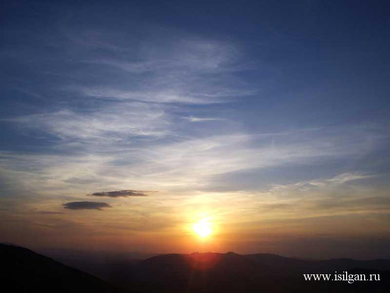 Гора Большой Уван