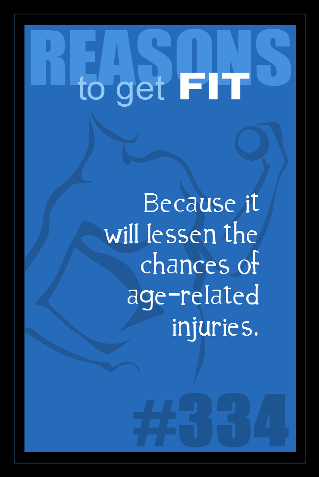 365 Reasons to Get Fit #334