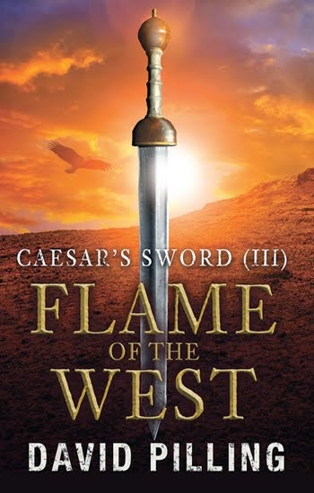 Caesar's Sword (III): Flame of the West