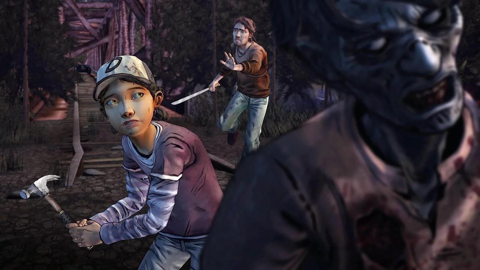 The Walking Dead: Season Two [Full] v1.24