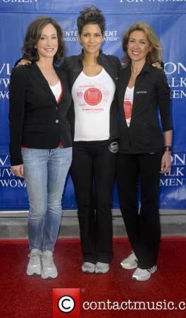 EIF Revlon Run/Walk for Women: Omotola Jalade Ekeinde Joins Hollywood Celebrities For Fundraiser In LA