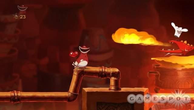 Rayman Origins PC Descargar Full ISO DVD5 2012 Español