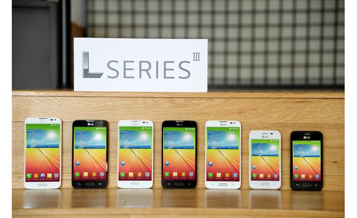 LG anuncia nova linha de smartphones intermediários com Android 4.4