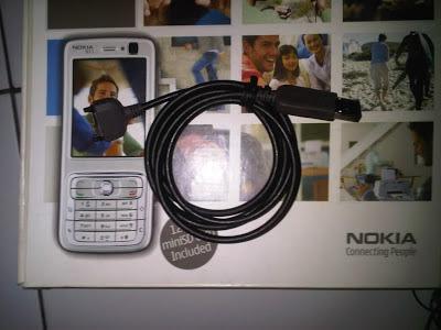 Handphone Nokia Yang Dapat Digunakan Sebagai Modem Komputer
