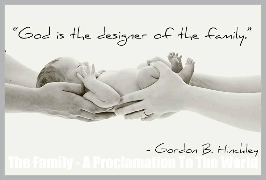 Prophet Gordon B. Hinkley qoute