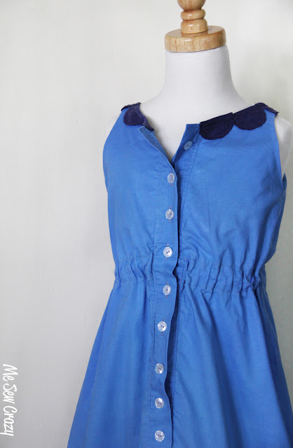 Petal Dress Free Pattern