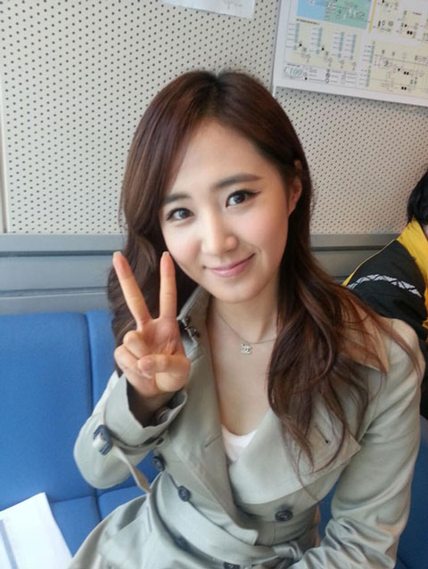 SNSD Yuri SBS Power FM radio show