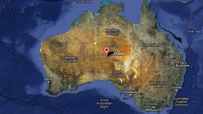 SISMO 5,6 GRADOPS SACUDE REGION CENTRAL DE AUSTRALIA, EL 09 DE JUNIO DE 2013