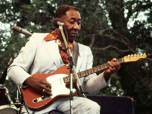 Speakin The Blues The Fender Custom Shop Muddy Waters