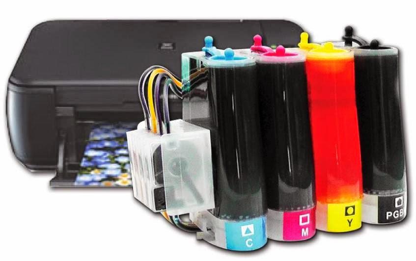 Merawat Infus Printer dan Isi Ulang Tinta Versi Terbaru