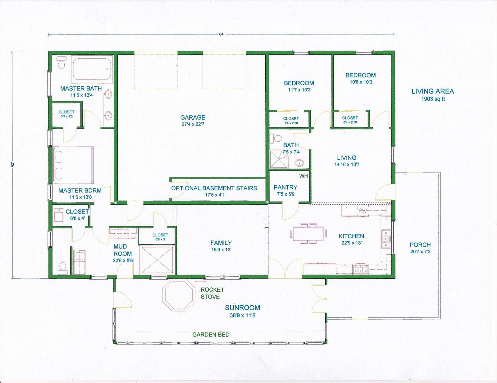 grama sue u0027s floor plan play land february 2013