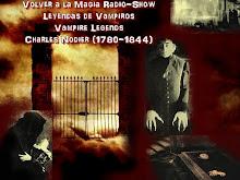 Leyendas de Vampiros de Charles Nodier