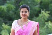 Swathi Dazzling in Pink saree-thumbnail-3