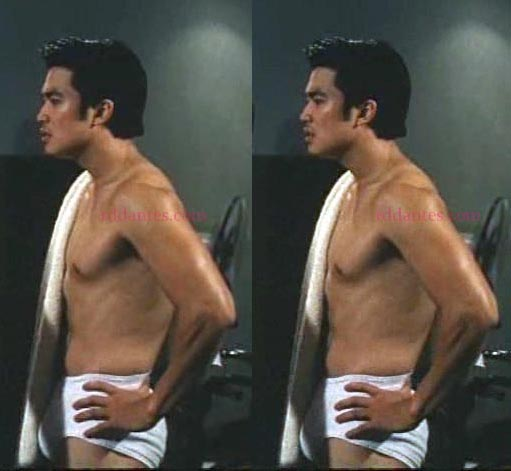 Not Diether ocampo nude pictures something