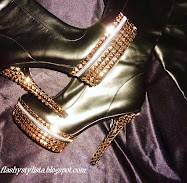 STUD UP BOOTS