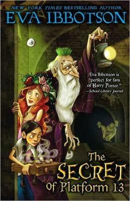 Book Bunch Reads The Secret of Platform 13 for October 16, 2014
