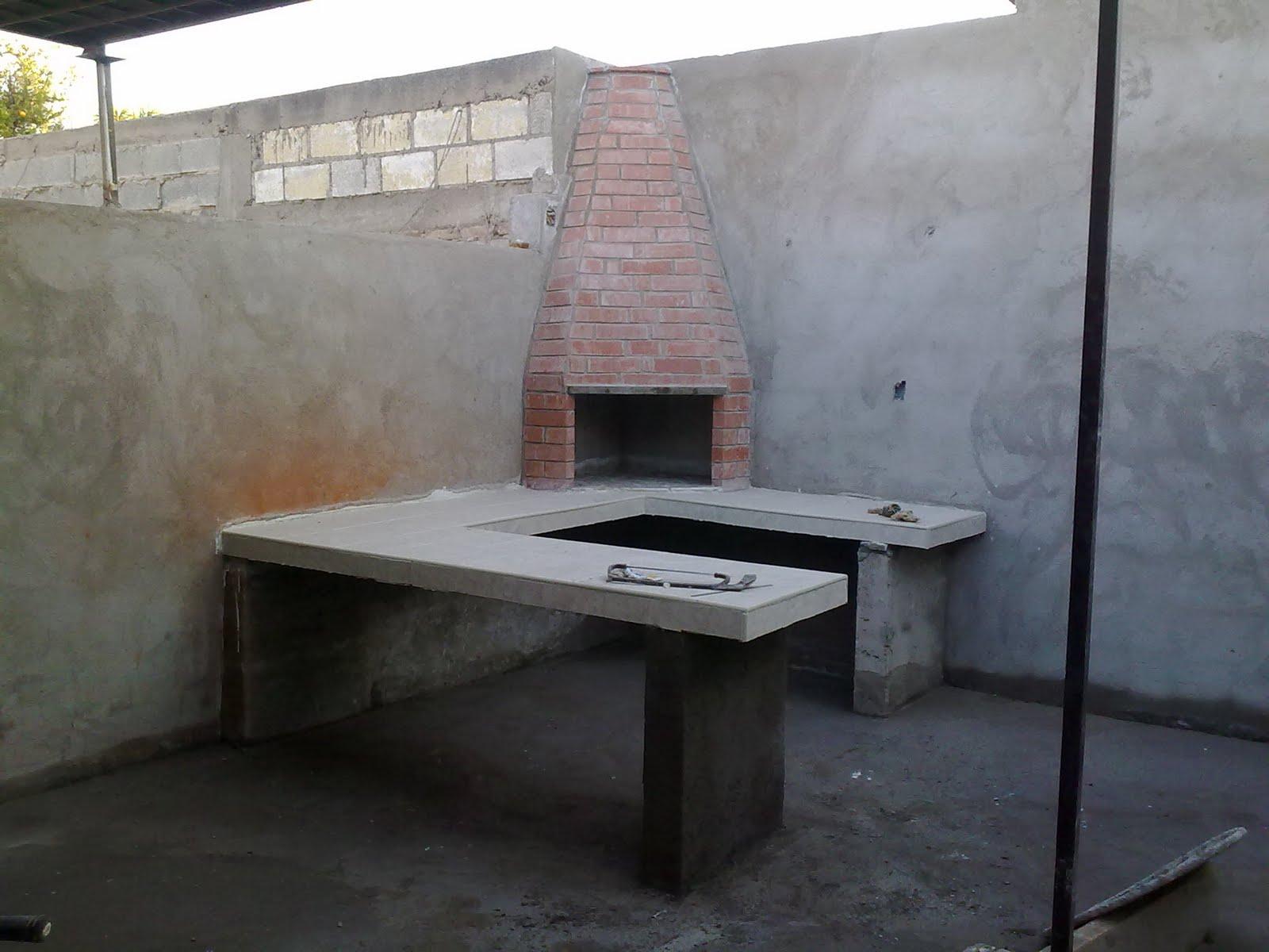 Asadores de patio related keywords asadores de patio - Disenos de jardines rusticos ...