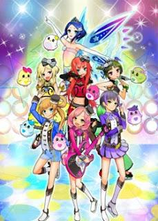Pretty Rhythm: Rainbow Live 51 Español