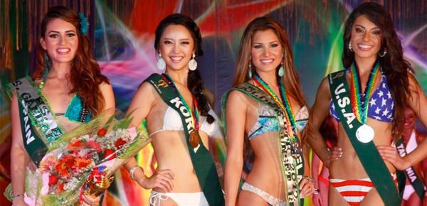 Miss Earth 2012 Swimsuit Competition