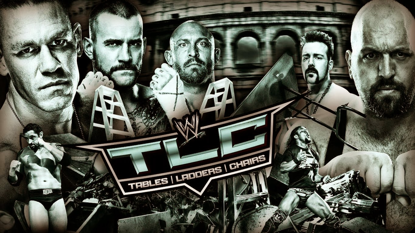 Wwe tables ladders and chairs 2013 poster - Download Free Wwe Tlc 2013 Hd Photos In Wide Range Of High Resolutions For Your Pc Desktop Laptop And Other Mobile Device
