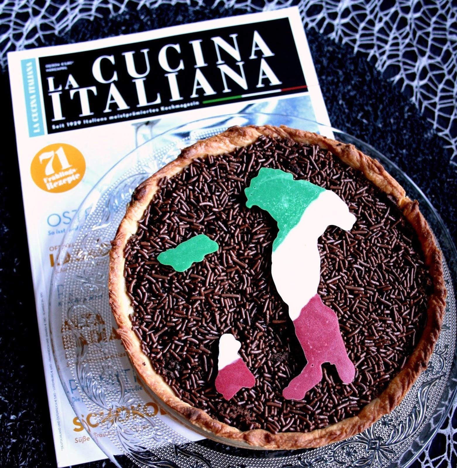 Rock and Owl Blog: Italienisches Hüftgold: Torta morbida con amarene