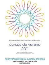 Universidad de Castilla La Mancha - Cursos de verano 2011
