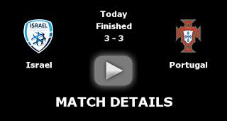Video Hasil Israel Vs Portugal 22 Maret 2013 Kualifikasi Piala Dunia 2014