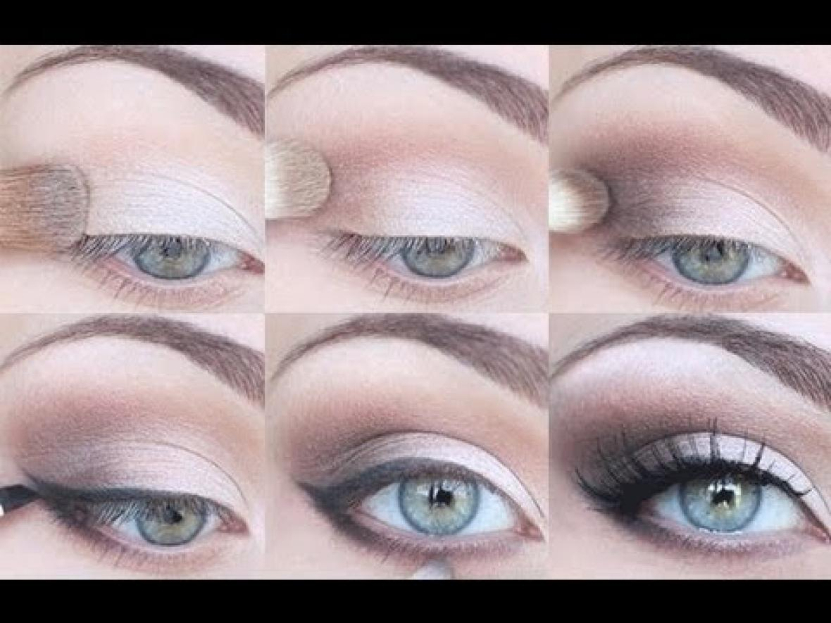 Blonde in Kuwait: Eye shadow for beginners guide.