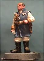 Oficial de la flota de la Guardia Imperial para Warhammer 40000