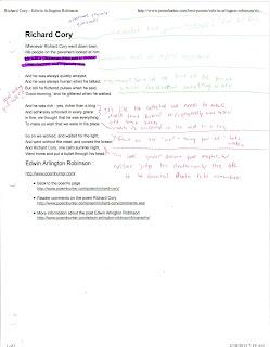 gwendolyn brooks and edwin arlington robinson essay Edwin arlington robinson poetry analysis essays and research papers edwin arlington robinson poetry analysis cp 1 10 april 2012 imagery by edwin arlington robinson edwin arlington robinson was born in head tide, maine on december 22, 1869.