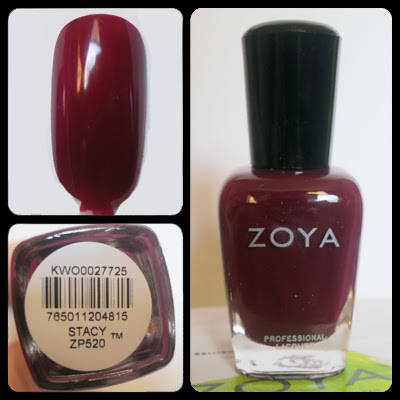 Zoya Nail Polish Stacy