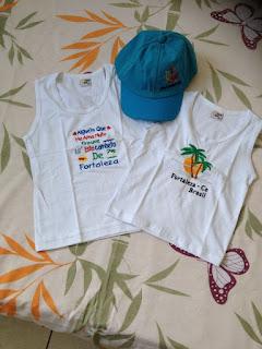 presentes para americanos - roupas
