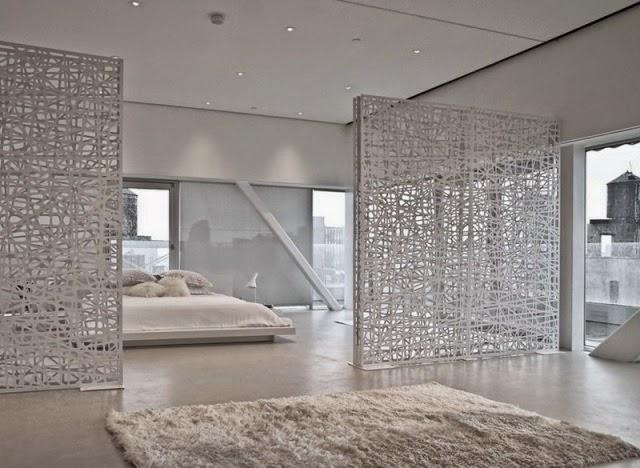 Modern Room Divider Stylish Solution